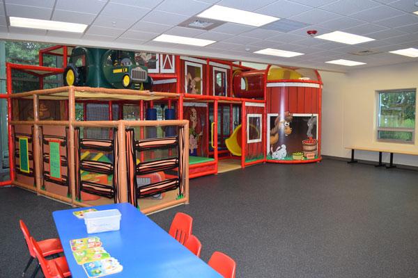 Leonhard Recreation Center