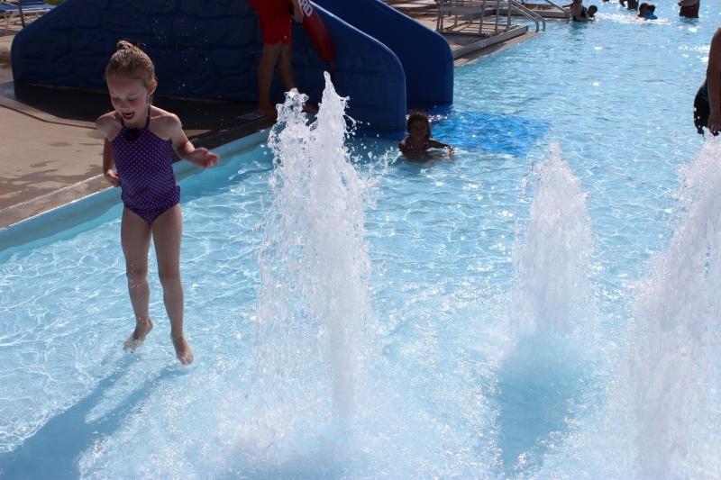 Sholem - Can babies swim in saltwater pools ...