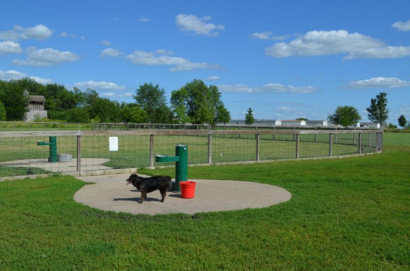 Champaign Bark District (Dog Park)