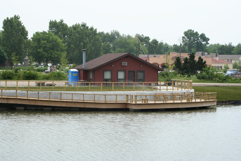 Kaufman Boathouse