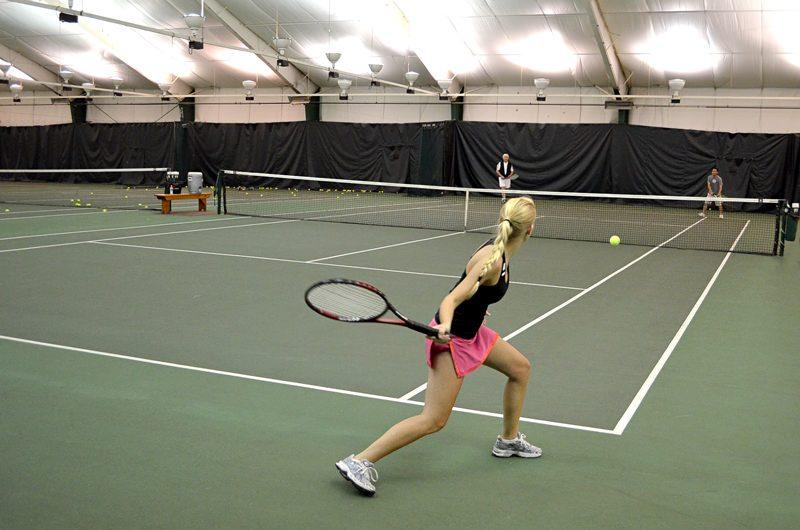 Dodds Tennis Center