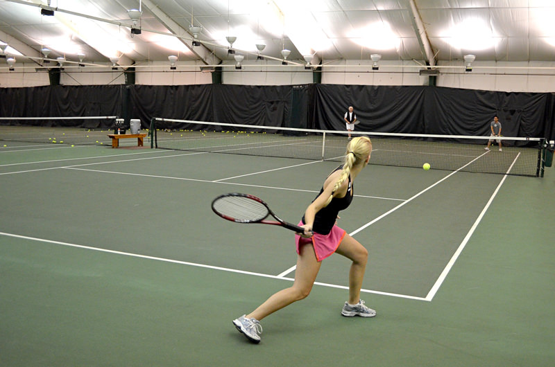 Dodds Tennis Center