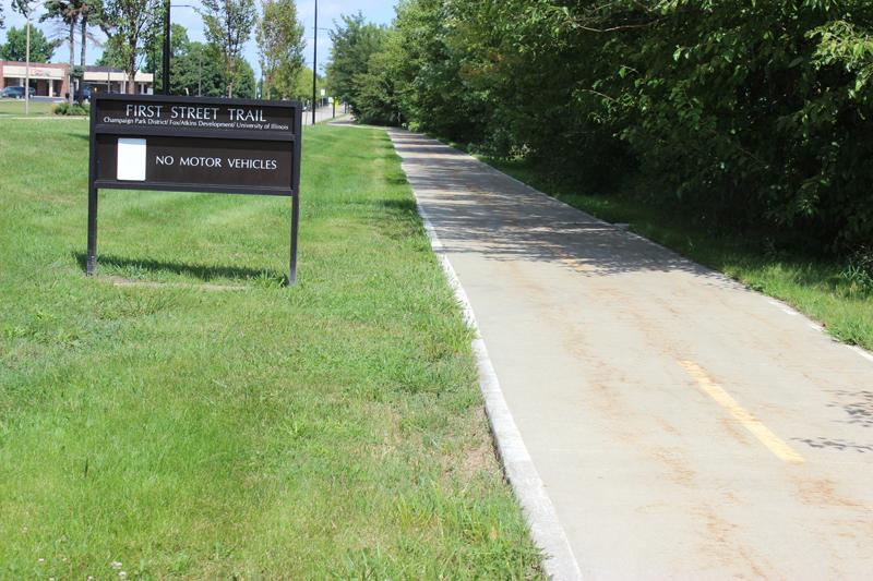 First Street Trail