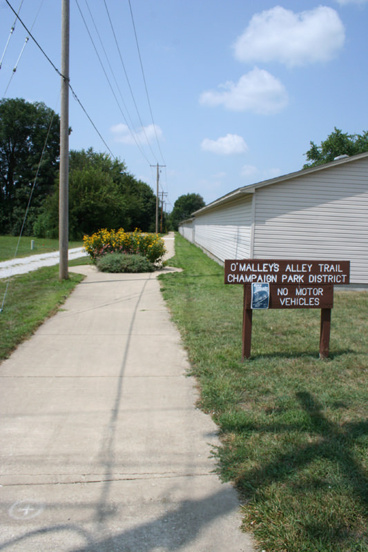 O'Malley's Alley Trail