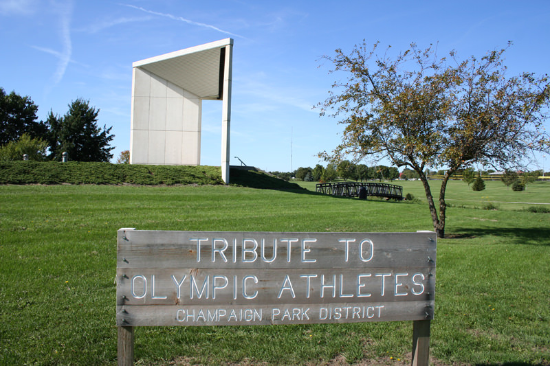 Tribute to Olympic Athletes