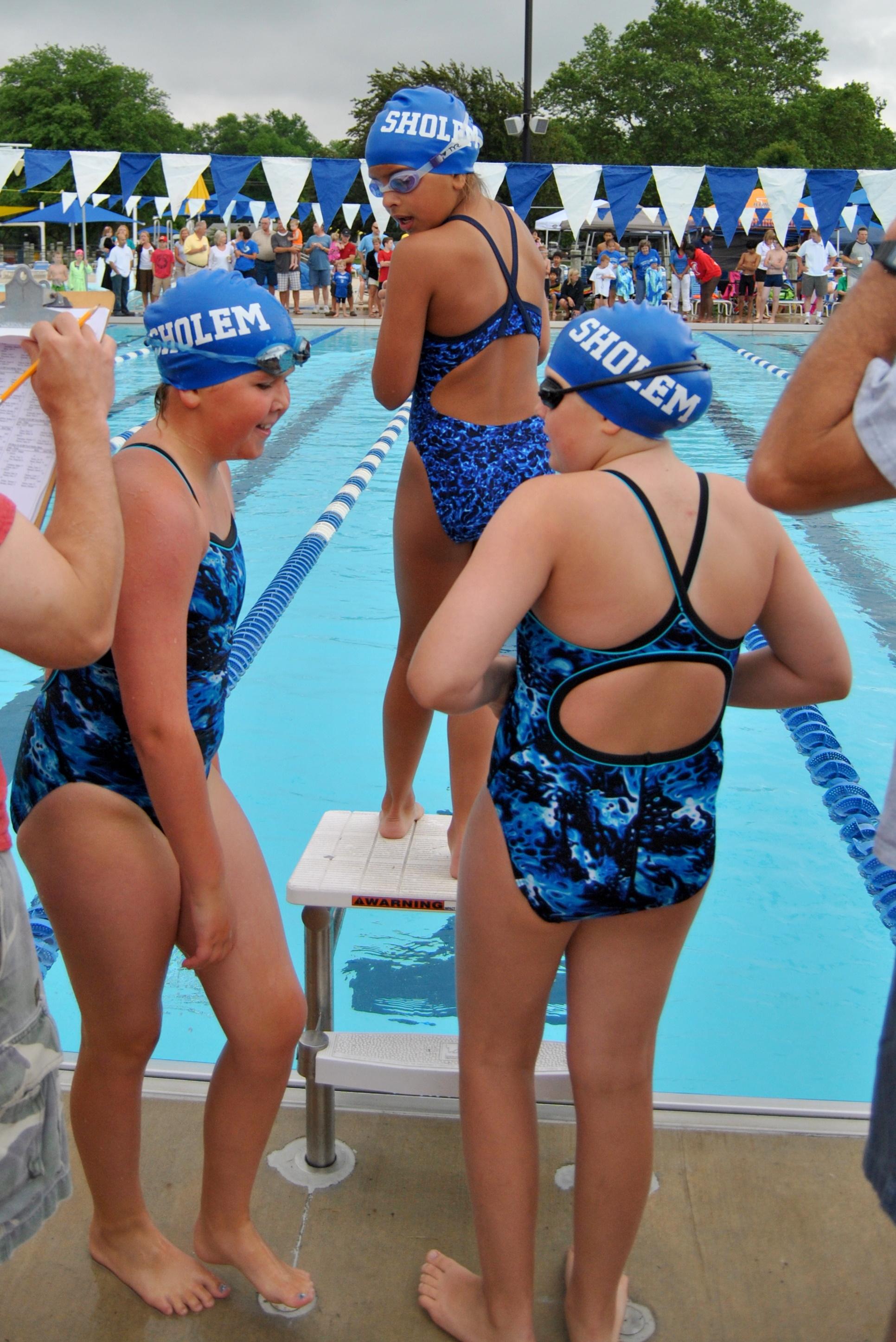 Bikini swim team — pic 10