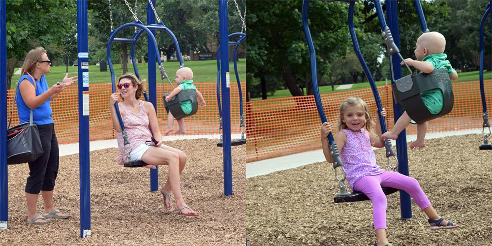parent-swing