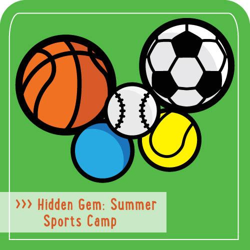 Hidden Gem Summer Sports Camp