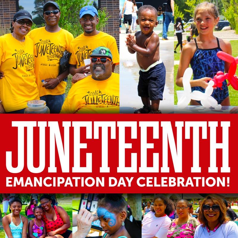 Juneteenth Celebration Free