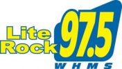 WHMS 97.5 Lite Rock