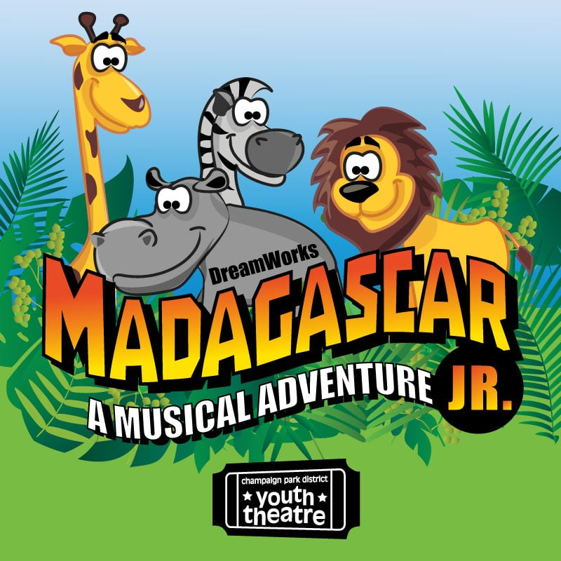 Madagascar Jr  – A Musical Adventure