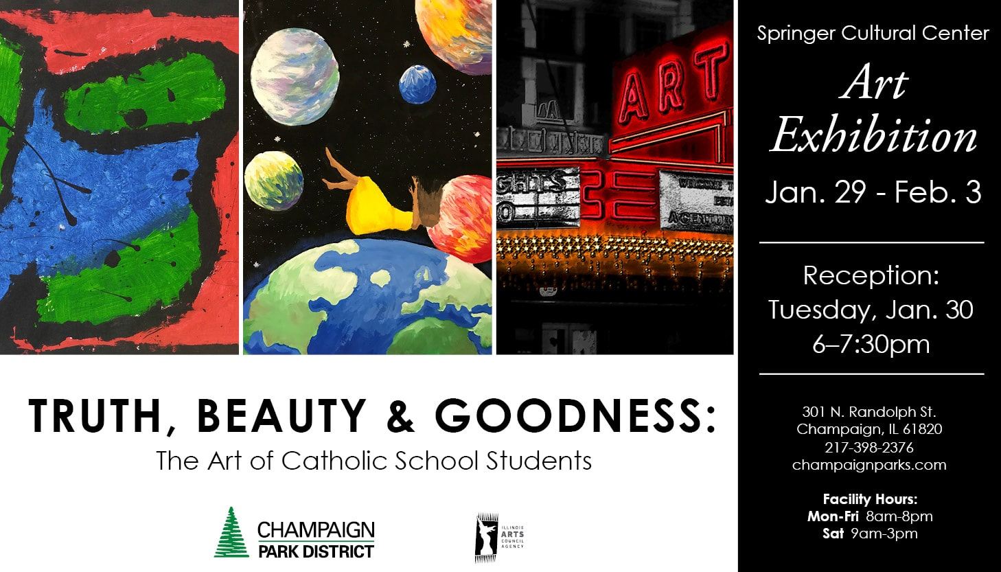 Truth Beauty Amp Goodness The Art Of Catholic School Students