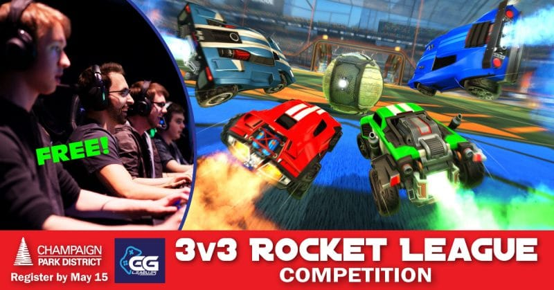 3v3 Rocket League