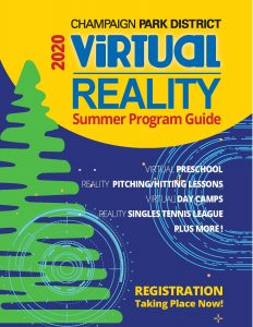 2020 Virtual Reality Summer Program Guide. Preschool, Pitching/hitting lessons, day camps, singles tennis league, plus more! Registration Taking Place Now!