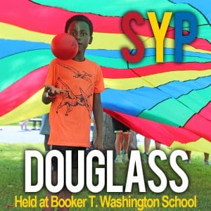 SYP Douglass: Held at Booker T Washington School