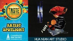 Taste of C-U. Artist Spotllight: Hua Nian Art Studio
