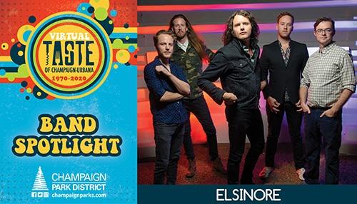 Taste of C-U Band Spotlight: Elsinore