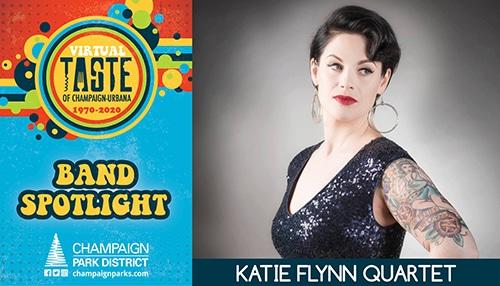 Taste of C-U Band Spotlight: Katie Flynn Quartet