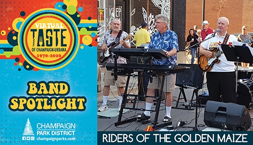 Taste of C-U Band Spotlight: Riders of the Golden Maize