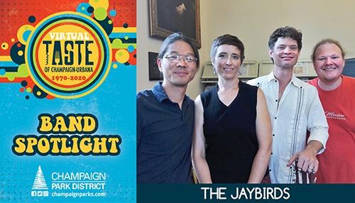 Taste of C-U Band Spotlight: Jaybirds