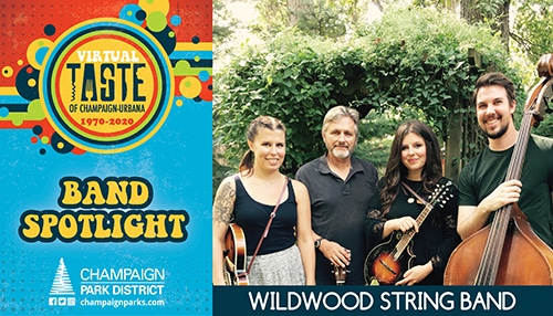 Taste of C-U Band Spotlight: Wildwood String Band