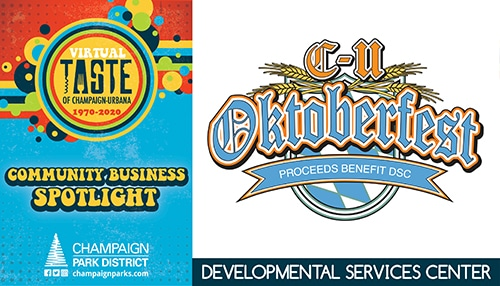 Taste of C-U Business Spotlight: Developmental Services Center
