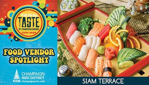 Taste of C-U Food Vendor Spotlight: Food Vendor Spotlight