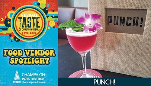 Taste of C-U Food Vendor Spotlight: Punch!
