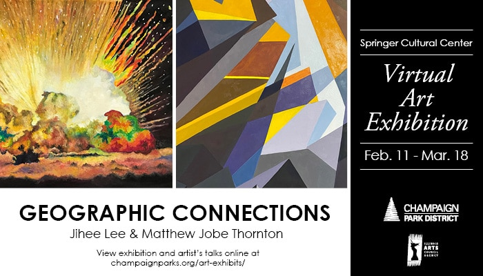 Geographic Connections Virtual Art Exhibition by Springer Cultural Center