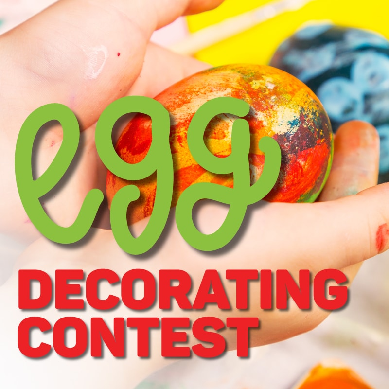 Egg Decorating Contest