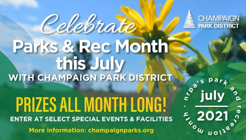 Parks and Rec Month Giveaway
